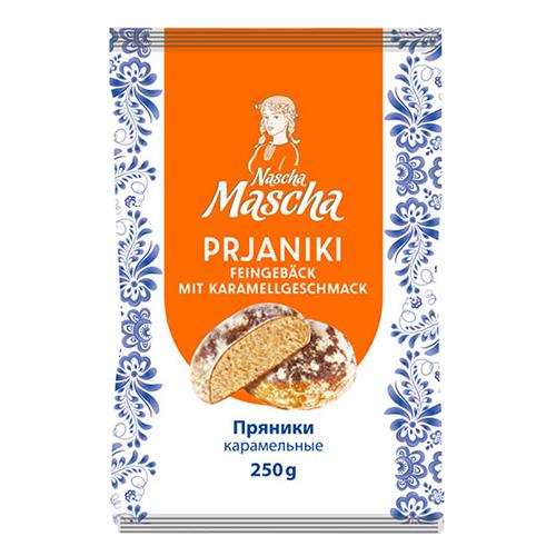 Prjanik, karamellinmakuinen