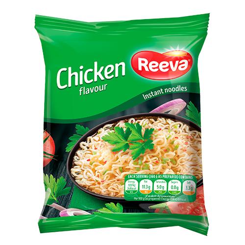 Вермишель быстрого приготовления с куриным вкусом
