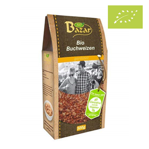 Organic Buckwheat 500 g