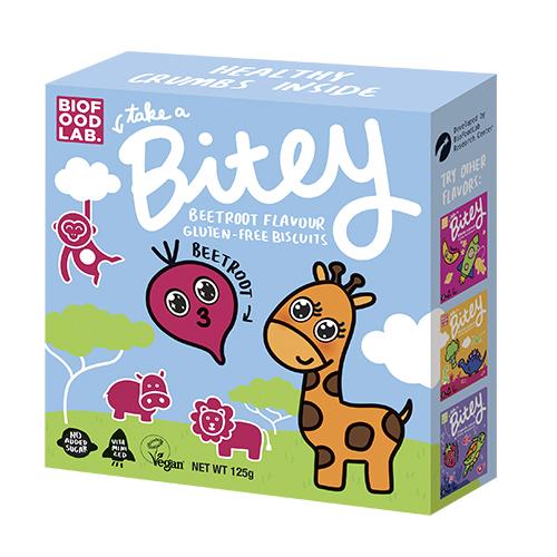 Bitey-biscuit, beetroot