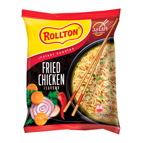 Rollton Asian fried chicken noodle 65g