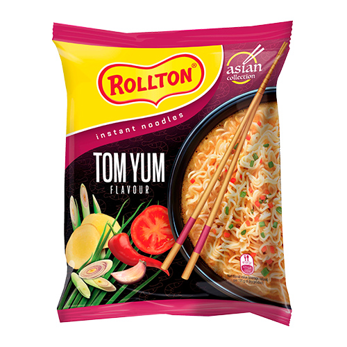 "Rollton Asian ""Tom Yum""-noodle 65g"