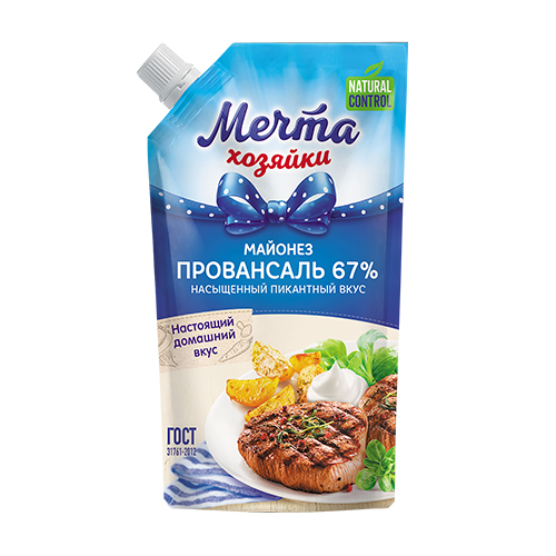 Provansal mayonnaise 350ml