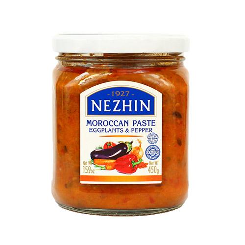Nezhin Eggplant stew Moroccan