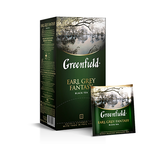 Earl Grey Fantasy черный чай