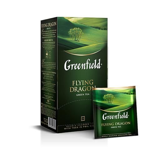 Flying Dragon green tea