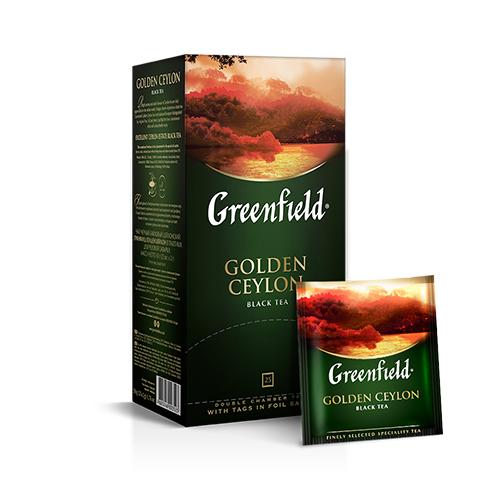 Golden Ceylon черный чай